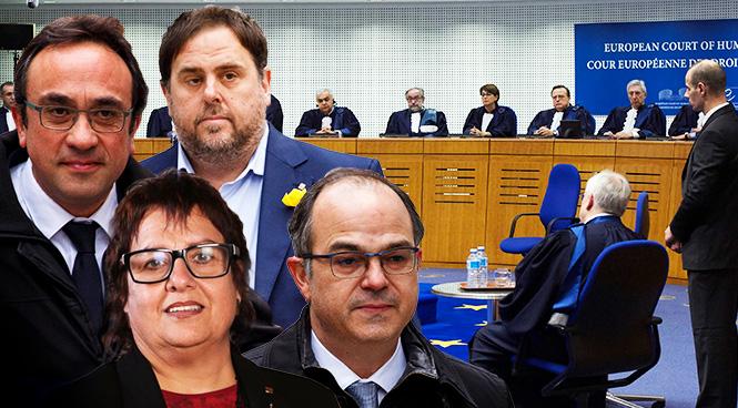 Precedente Sentencia Tribunal Europeo Derechos Humanos golpistas