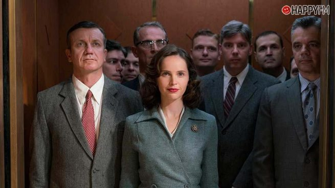 Crítica de 'Una cuestión de género': la lucha por la igualdad llega a los cines