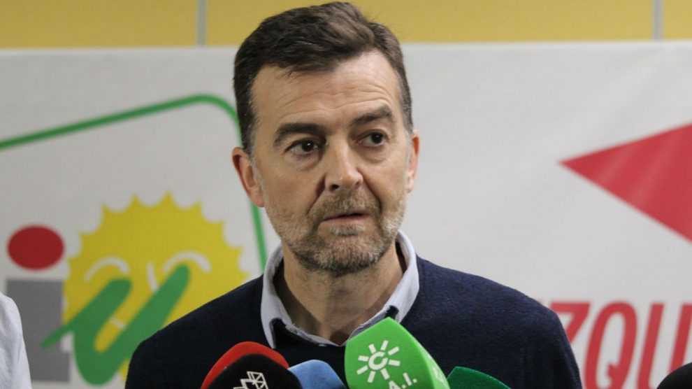 Antonio Maíllo. Foto: Europa Press