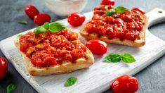 Receta de Tomates cherry caramelizados