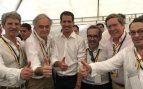 La delegación del PP liderada por González Pons se reúne con Guaidó en Venezuela