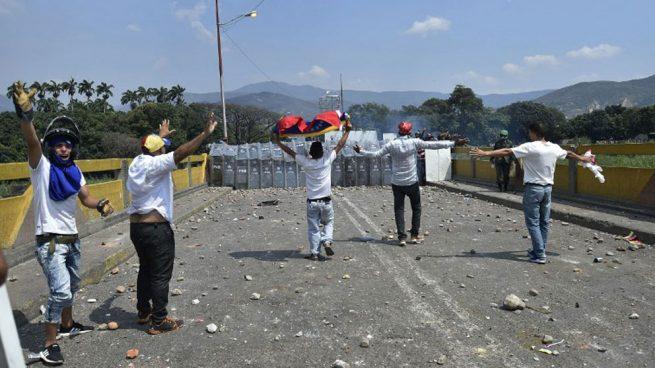venezuela-corredor-humanitario-partido-popular