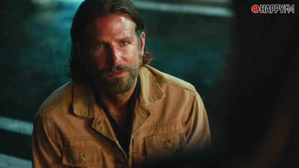 Bradley Cooper en 'Ha nacido una estrella'