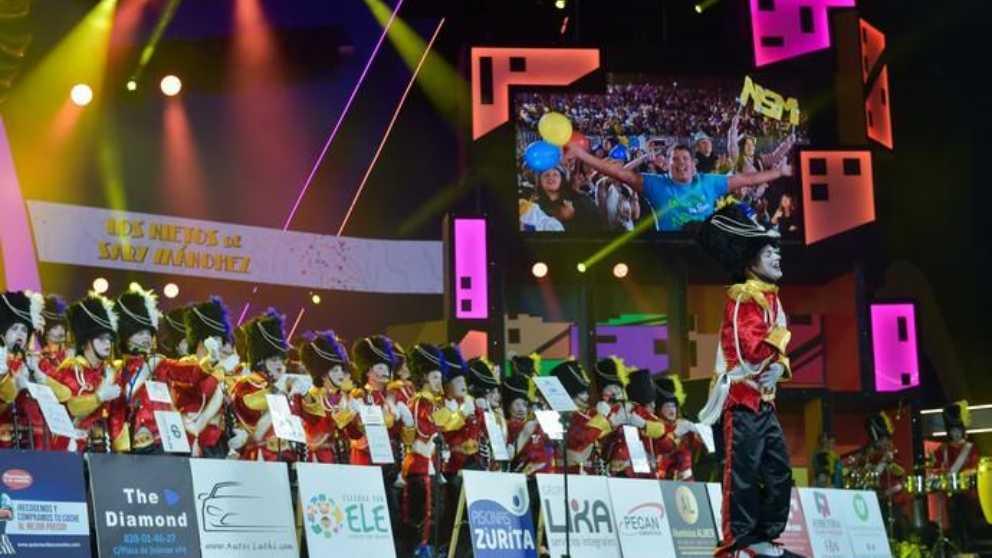 Concurso de las Murgas de las Palmas 2019