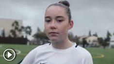 Nike ha querido destacar el papel de la mujer en el deporte.