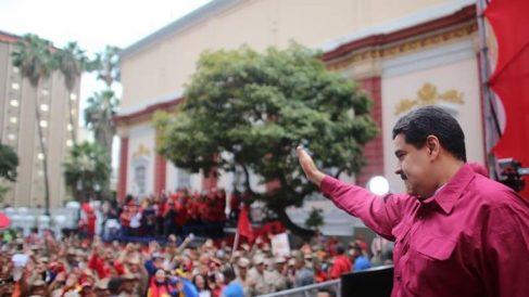 El dictador venezolano Nicolás Maduro.