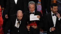 El momento 'Moonlight', uno de los más ridículos de los Oscar