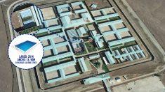 Imagen aérea del Centro Penitenciario Madrid V.