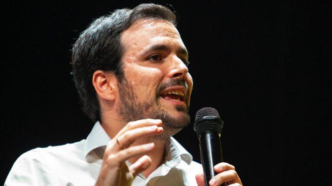 Alberto Garzón. (Foto. IU) Izquierda Unida web