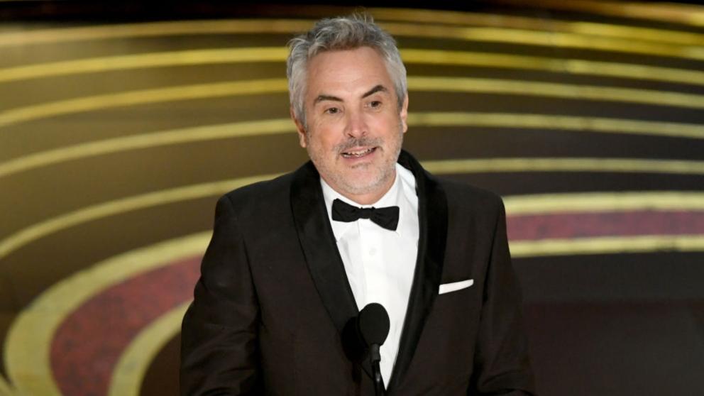 Alfonso Cuarón gana el Premio Oscar 2019 a Mejor director por 'Roma'