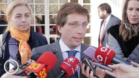 José Luis Martínez-Almeida en el Foro Madrid.