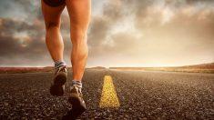 Aprende cómo correr para quemar grasa