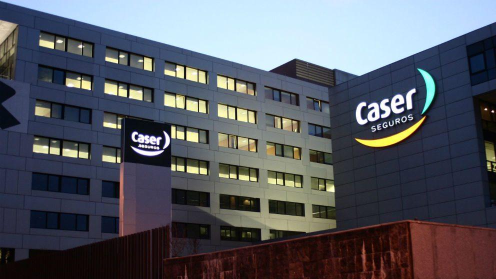 Sede de Caser Seguros en Madrid