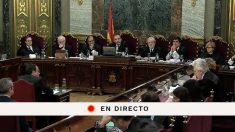Juicio del procés, en directo | Última hora Cataluña
