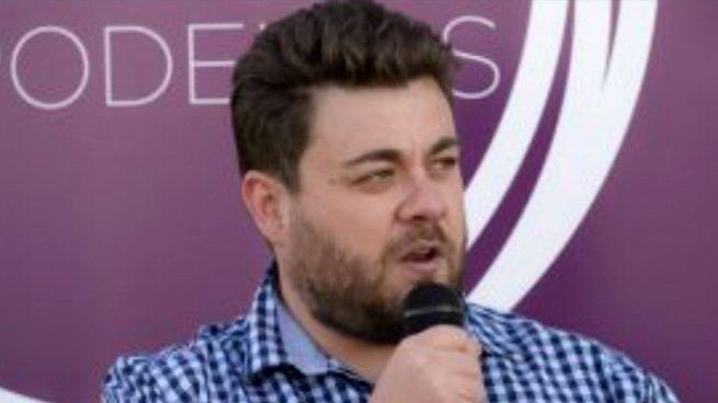 Dimite el candidato de Podemos en 'Sanse' porque «el partido colabora con investigados por corrupción»
