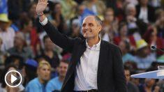 Francisco Camps. (Foto: AFP)