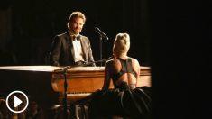 Lady gaga y Bradley Cooper interpretan 'Shallow' en la Gala de los Oscar 2019