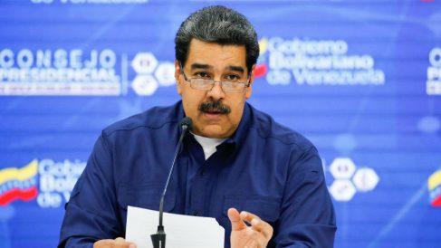 Nicolás Maduro. Foto: Europa Press