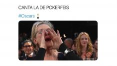 Uno de los memes de la gala de los Oscar 2019.
