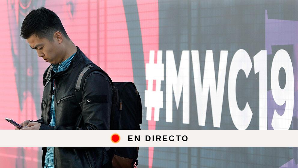 Sigue en directo el Mobile World Congress 2019