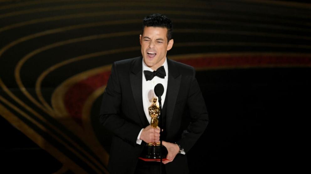 Rami Malek gana el Premio Oscar 2019 a mejor actor por su papel en 'Bohemian Rhapsody'