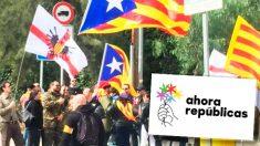 El grupo ultraderechista 'Movimiento Identitario Catalán' (MIC) arremete contra ERC por pedir el voto en español