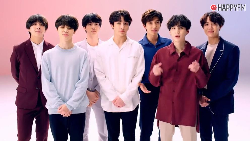 La banda BTS es acusada de plagio