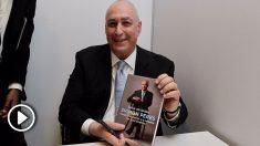 Chemi Peres, durante la presentación del libro Soñar sin límites