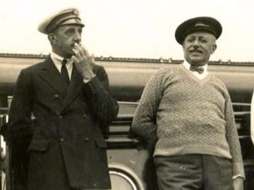 El magnate de los Astilleros de Cádiz y amigo íntimo de Indalecio Prieto que compraba arte en París