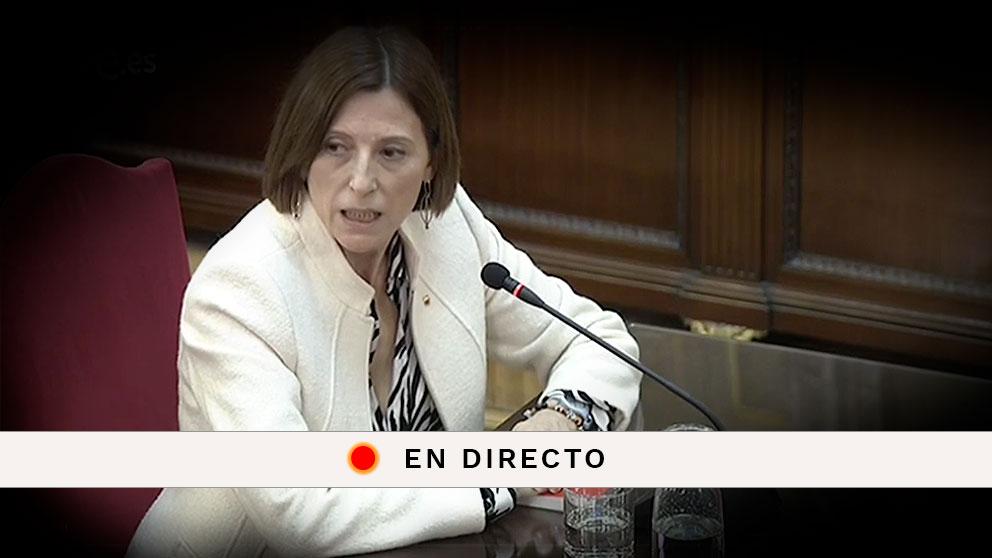 Juicio procés: Jordi Cuixart en el Tribunal Supremo, en directo | Última hora Cataluña