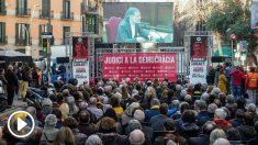 Jordi Cuixart en el juicio del 1-O. Foto: Europa Press