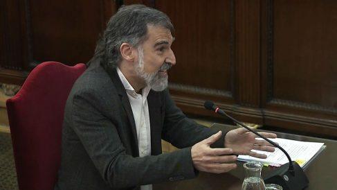 Jordi Cuixart. Foto: EFE