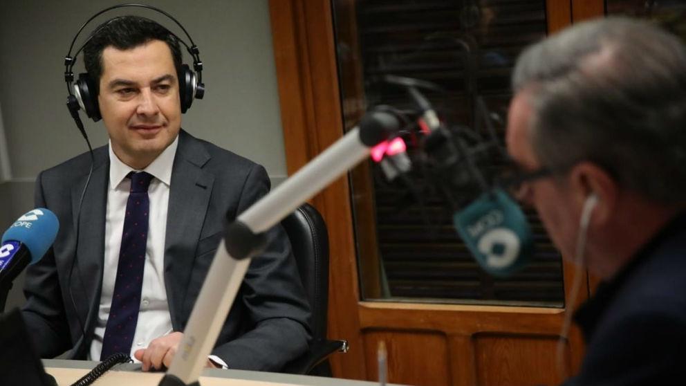 Juanma Moreno. Foto: Europa Press