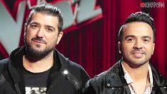 Luis Fonsi y Antonio Orozco