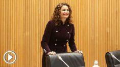 Mara Jesús Montero. Foto: Europa Press