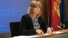 Ana Ollo, consejera del Gobierno de Navarra. Foto: Europa Press