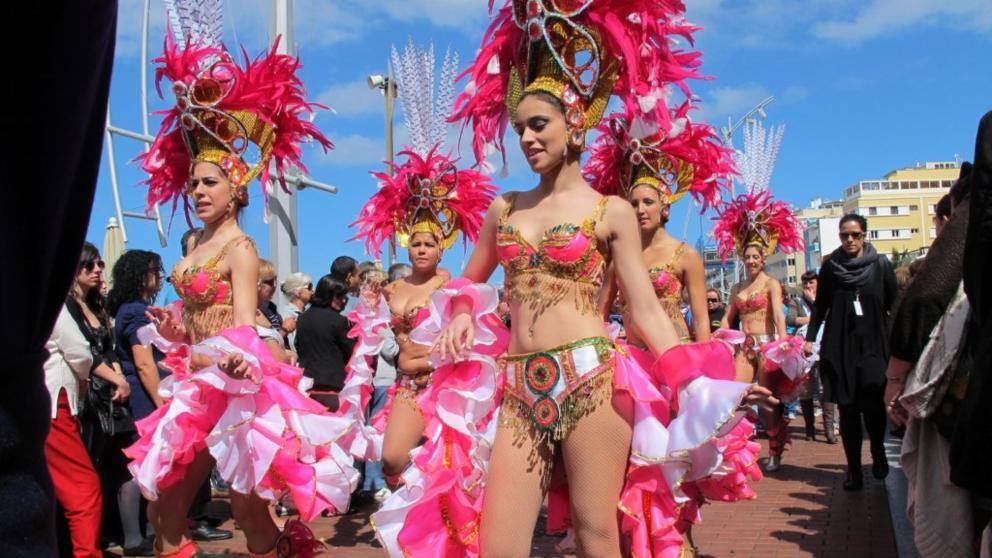 Programa de hoy, jueves, 28 de febrero del Carnaval de Las Palmas 2019