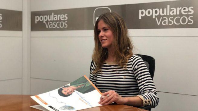 Bea Fanjul se lamenta tras la debacle del PP: «Me da pena ver al País Vasco sin representación popular»