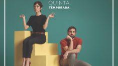 María León y Jon Plazaola protagonizan 'Allí abajo'