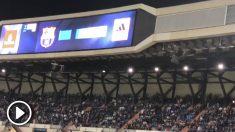 Gerard Piquéy Leo Messi fueron los jugadoresmás abroncados por el Santiago Bernabéu