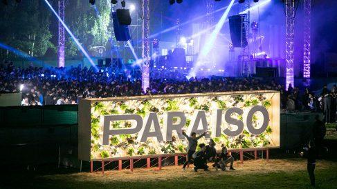 Una foto de la edición 2018 del festival Paraíso de Madrid.
