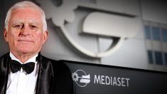 Paolo Vasile, consejero delegado de Mediaset España.