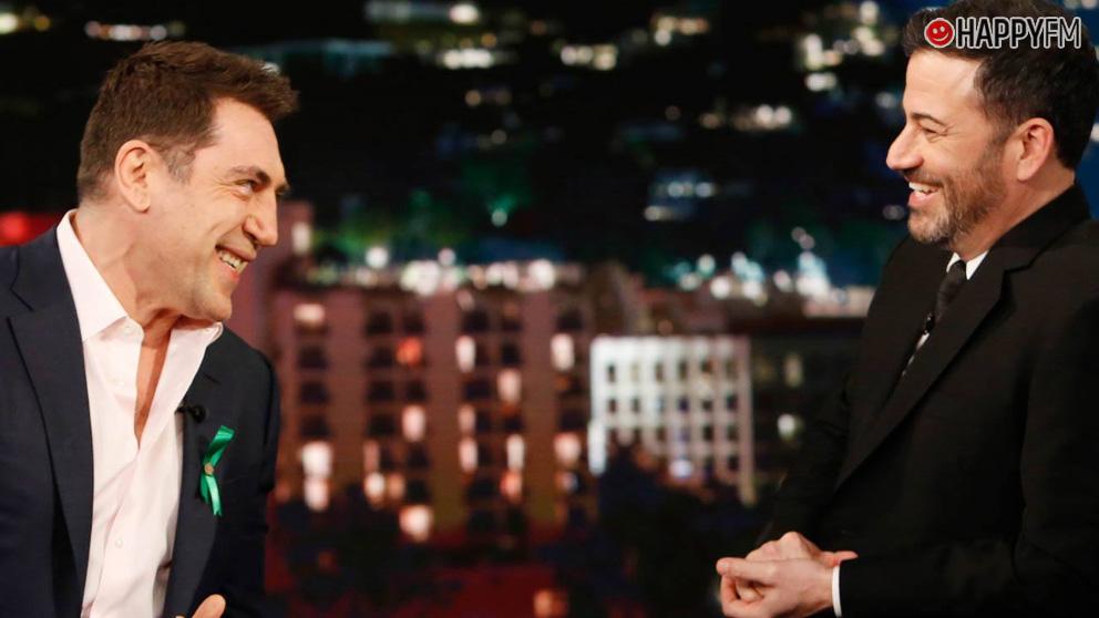Javier Bardem – Jimmy Kimmel