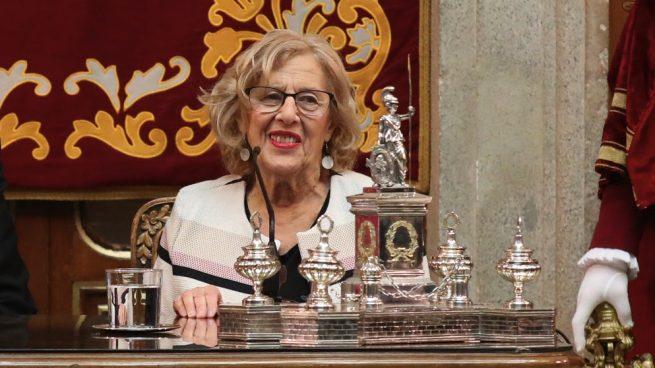 A Manuela Carmena solo le interesa gobernar: «No me quedaré en la oposición»