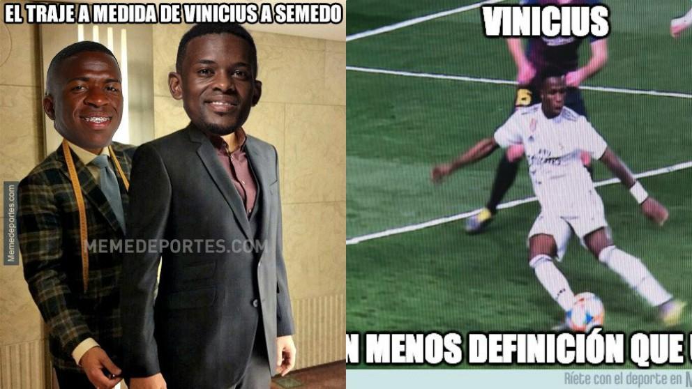 Los mejores memes del Real Madrid – Barcelona de Copa del Rey.