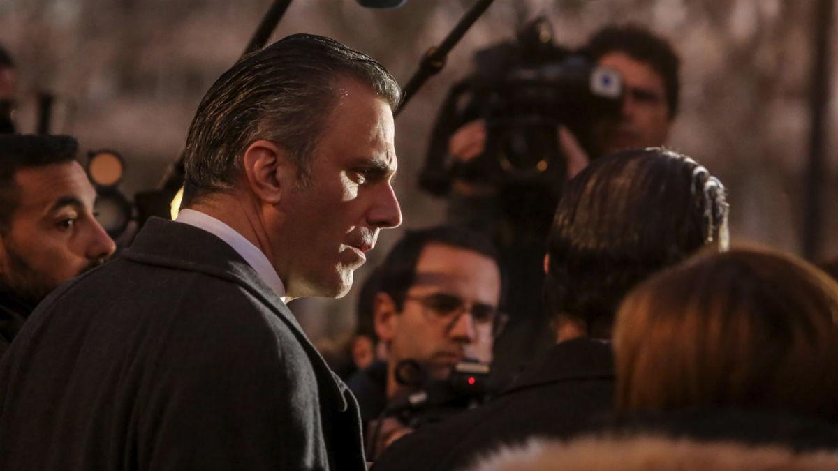 Ortega Smith, candidato del PP a la alcaldía de Madrid.