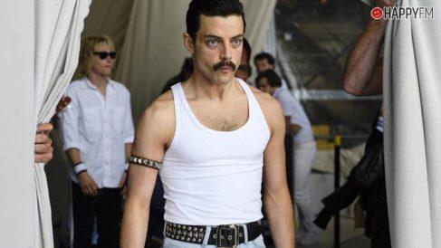 Rami Malek, agradecido con Freddie Mercury
