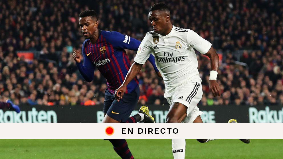 Copa del Rey: Real Madrid – Barcelona | Previa del partido de fútbol de Copa del Rey, en directo