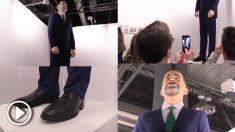 La galería del ninot del Rey en Arco quiere que se queme el día de la exhumación de Franco