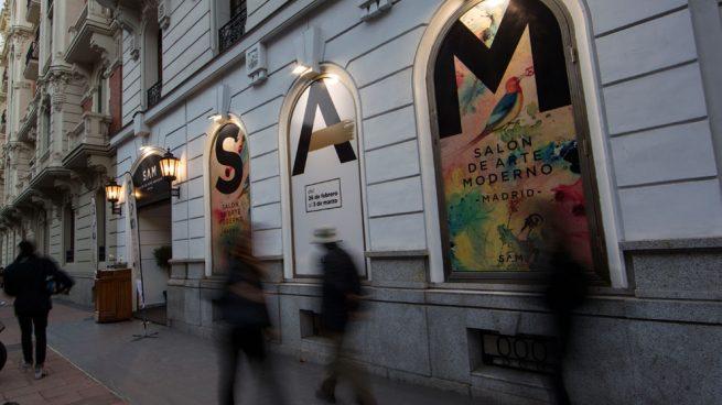 Distrito 41 y MCDM (Madrid Capital de Moda de la Dirección Gral de Comercio del Ayuntamiento) colaboran con la primera edición de SAM – Salón de Arte Moderno,